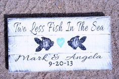 Beach Wedding Sign Wedding Sign Beach Decor Beach Theme Wedding Gift Anniverary Personalized Customized Distressed Wood Pallet Sign White on Etsy, $50.00