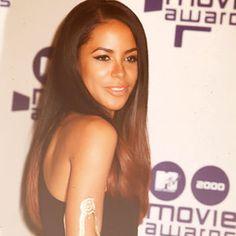 AWI❤: Aaliyah