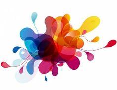 colorful vector bubbles design