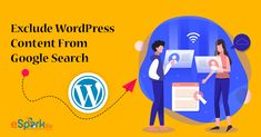 One of the things that you need to decide before launching the WordPress website is the amount of content that you want to be indexed and the content that you need to exclude from the Google Search.