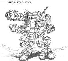 BZK-F4 Hollander by ~BishopSteiner on deviantART