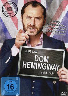 Dom Hemingway: DVD oder Blu-ray leihen - VIDEOBUSTER.de
