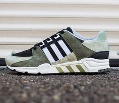 Adidas EQT Support 'New York' (Black) End