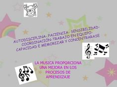 LA MUSICA EN LA ESCUELA INFANTIL Children Songs, Environment, Learning, Preschool Music, Homemade Musical Instruments, Body Movement