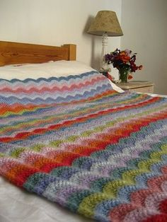 Crochet-  really like the colors