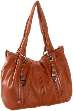 $288.00 B. MAKOWSKY Durango Tote,Terracotta,one size -  http://www.amazon.com/dp/B005431AXY/?tag=pin0ce-20