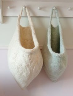 I love the shape of this storage tote.  My yarns need a better home too!