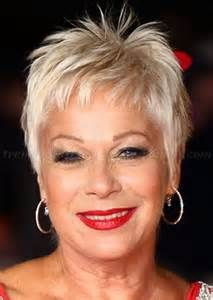 Hairstyle Over 50 Woman also Short Spiky Hairstyles For Women Over 50 ...