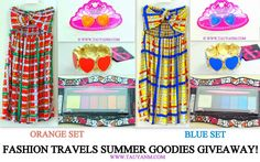 Don't forget to join my latest blog giveaway! Complete your summer look with this fabulous sets just for you! Join here: www.tauyanm.com Join Fashion, Blue Fashion, Dress Code, Summer Looks, Travel Style, Good News, Giveaways, Don't Forget, Coupons