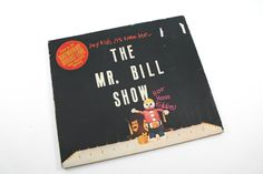 """1979 """"The Mr. Bill Show"""" paperback book - Saturday Night Live, vintage, 1970s SNL"""