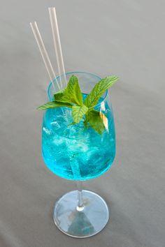 Riccio Spritz, Cocktail at Il Riccio Bar