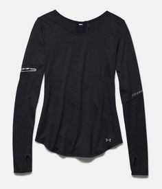 Shop Under Armour for Women's UA Charged Wool Long Sleeve in our Womens Tops department.  Free shipping is available in US.