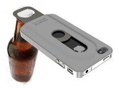 iPhone Beer Bottle Opener, what!?