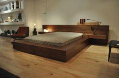 De Stijl Bed by Jorge L. Cruzata for Siglo Moderno 2