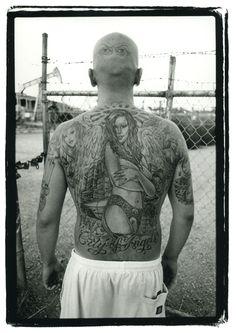 Photography by Estevan Oriol #tattoo