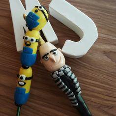 New friends in my shop...crochet hooks, of course!