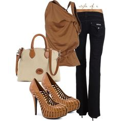 A fashion look from April 2012 featuring A. Vandevorst tops, Hudson Jeans jeans and BCBGeneration pumps. Browse and shop related looks. I Love Fashion, Passion For Fashion, Womens Fashion, Fashion Trends, Fashion Inspiration, Asymmetrical Tops, Casual Elegance, Style Me, Fashion Forward