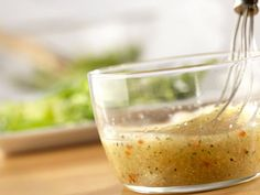 Western Warmth: Homemade Italian Dressing