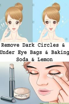 Dark circles under the eyes are a common problem for numerous people. Many people try to eliminate them with different store bought products, but they are full of chemicals and will only cause side-effects. The reasons for the appearance of these bags can be different: stress, working at night, an illness etc.