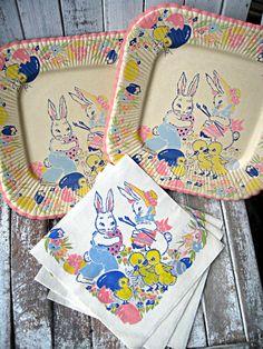 Vintage Easter Goodies