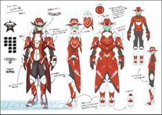 Phantasy Star Online 2 RAnewm Character Model Sheet, Female Character Design, Character Modeling, Character Creation, Character Concept, Character Art, Concept Art, Character Ideas, Fantasy Star