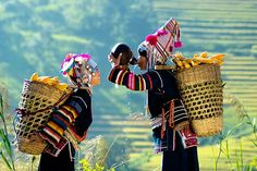 Akhar Women from Myanmar - Photograph at BetterPhoto.com