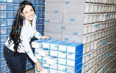 Productos especializados que mejoran la organización, el almacenamiento, la clasificación de insumos, productos y mercancías de manera eficiente. ·Optimizan espacios. ·Facilitan el control y la realización inventarios. ·Mejoran el ambiente operacional y la imagen de tu empresa. ·Facilitan la exhibición de productos. Te brindamos asesoría personalizada, Te esperamos! Tel: 4145213 en Bogotá.
