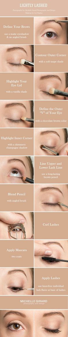 nos astuces en photos pour réussir un maquillage simple et joli