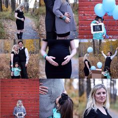 maternity / family / gender reveal photography session