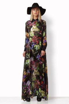 e7b06b3c7880  marymaryshop  must have maxi floral dress Καθημερινά Φορέματα