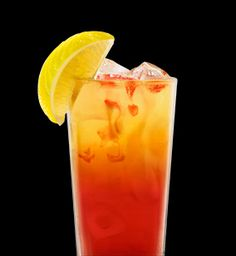 Try the Morgan Monster using Captain Morgan™ Original Spiced Rum, sour mix, soda water and bitters. Check out more Captain Morgan™ rum drink recipes.