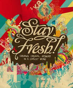 Creative and Unique Poster Design Inspiration Creative Typography, Typographic Design, Vintage Typography, Typography Letters, Hand Lettering, Vintage Graphic, Graphic Art, Typographie Inspiration, Unique Poster