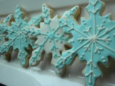 The art of the snowflake