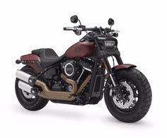 The 2018 Harley-Davidson Fat Bob stands out among the Softails thanks to its fat tires