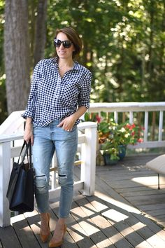 Denim style inspiration with @target jeans
