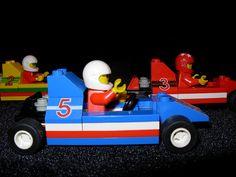 1980's toys: Legos, still holding their own