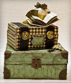 maletas vintage de rocky