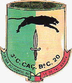3.ª Companhia do Batalhão de Caçadores 20 Olivença-Niassa 1973/1974 Moçambique