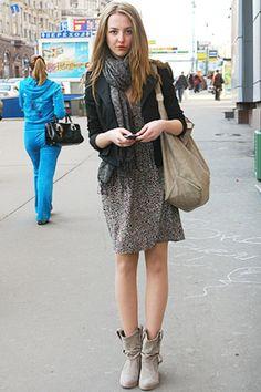 russian Street fashion | Russian Street Style - Page 24 - the Fashion Spot