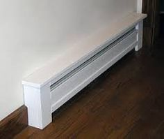modern baseboard heater covers google search