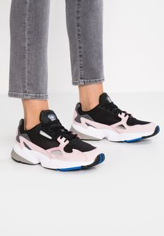 low priced dc2e7 a8150 adidas Originals FALCON - Trainers - core blacklight pink for with free  delivery at Zalando