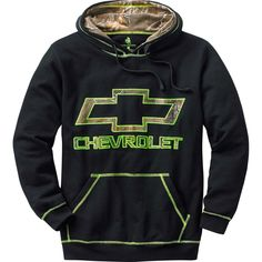 Legendary Whitetails Trucked Up Realtree Camo Chevy Hoodie #LegendaryWhitetails