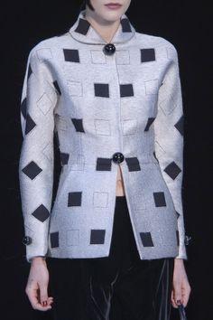 Giorgio Armani at Milan Fashion Week Fall 2013 - StyleBistro