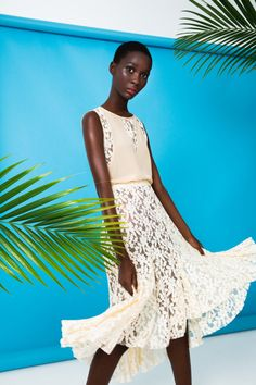 FEATURE: Model Mahany Pery radiates in Valen SS16 campaign, shot by Pedro Bucher - AFROPUNK