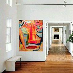 Cuadros Modernos 60x120 Abstractos Tripticos Texturados - $ 2.799,99