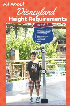 Everything You Need to Know About Disneyland Height Requirements