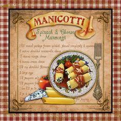 cocina-Jean Plout manicotti