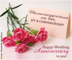 May your marriage be blessed with love, joy & companionship ! Happy Wedding Anniversary to you ! Happy Anniversary Photos, Anniversary Wishes For Parents, Wedding Anniversary Pictures, Happy Marriage Anniversary, Wedding Anniversary Wishes, Anniversary Quotes, Wedding Wishes Messages, Card Sentiments, Lower Belly