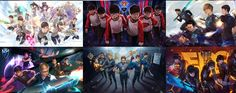 Worlds Community Team Wallpapers http://eu.lolesports.com/en/articles/worlds-community-team-wallpapers #games #LeagueOfLegends #esports #lol #riot #Worlds #gaming