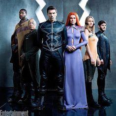 We are Geek: Inumanos - A série dos seres híbridos da Marvel